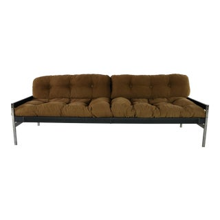 Landes Manufacturing Sling Sofa from The Encino Collection by Jerry Johnson For Sale