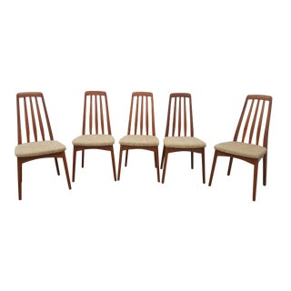 1960s Svegards Markaryd Dining Chairs - Set of 5 For Sale
