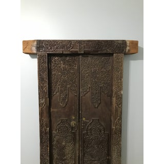 Antique Temple Doors Preview