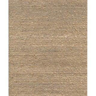 Sample, Maya Romanoff Knotted Hemp - Hand-Woven Hemp Wallcovering For Sale