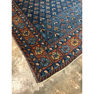 Antique Yerevan Rug with Modern Tribal Style, Antique Russian Armenian Rug Preview