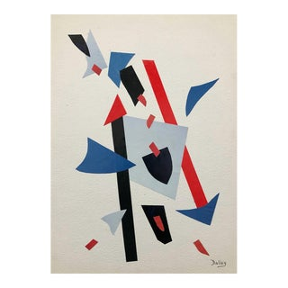 Frustration Modern Collage by Dalley For Sale