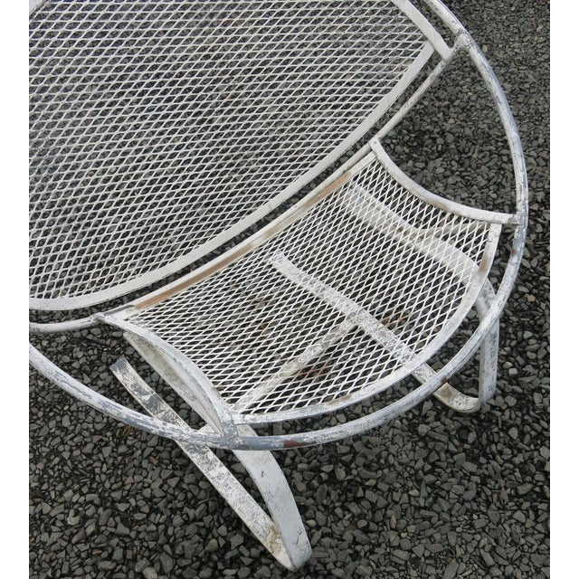 Salterini Radar chair bouncer or rocker. Paint loss and light rust but solid. This is the heavier version of the chair. It...
