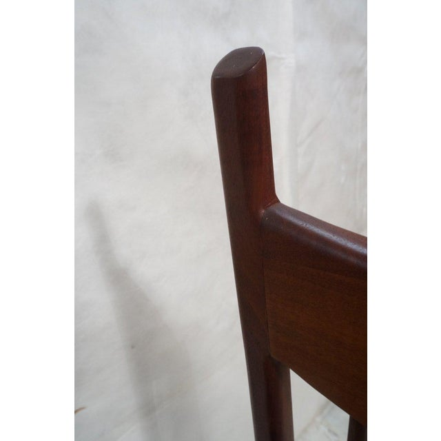 Tall Oversized American Craftsman Rocking Chair - Image 9 of 10