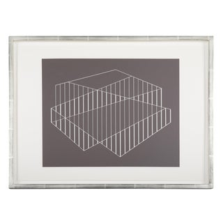 Josef Albers From Formulation: Articulation, Folio II / Folder 6 For Sale