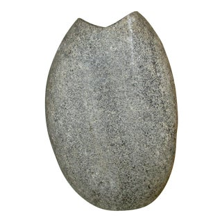 Medium Granite Pebble Vase