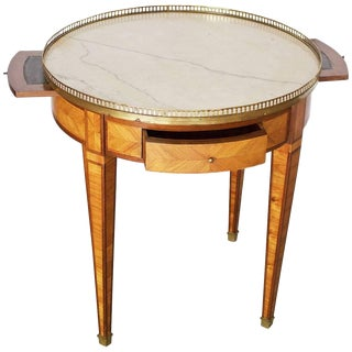 19th Century Napoleon III Period Bouillotte Style Table For Sale