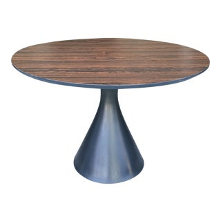 Space Age Rosewood Dining Table Hollen For Sale