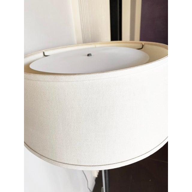 Walter Von Nessen Chrome Floor Lamp For Sale - Image 10 of 11