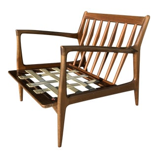 Mid-Century Modern Selig Lounge Chair by Kofod Larsen For Sale
