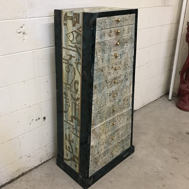Vintage Artmax Deco Lingerie or Jewelry Chest For Sale - Image 13 of 13
