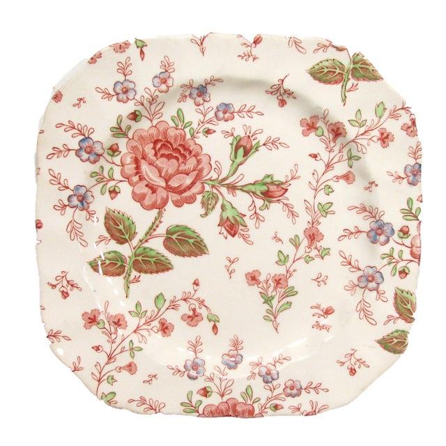 Vintage English Rose Chintz China Service - Set of 75 For Sale - Image 5 of 10