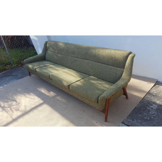 """Mid-Century Modern Mid-Century Modern """" Dux """" of Sweden Sofa For Sale - Image 3 of 12"""