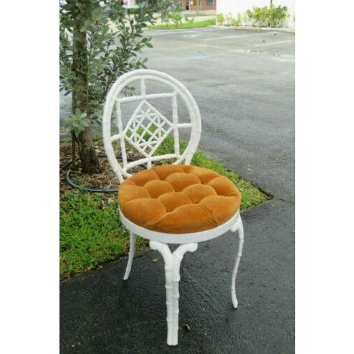 This gorgeous Chair or Stool is made of iron and fabric. This chair has highly stylish design that is a very charming...
