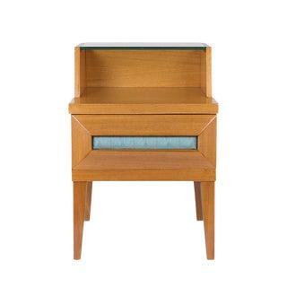 Paul Laszlo Bed Side Table For Sale