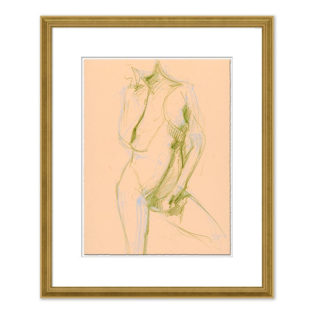 Figurative Montmartre Gallery Wall, Set of 5 For Sale - Image 3 of 8
