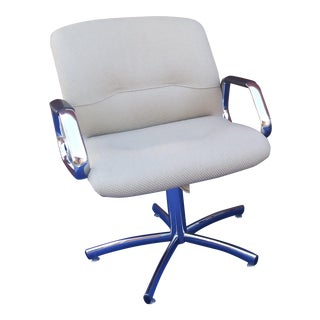 1980's Vintage Steelcase Chair For Sale