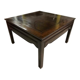 Asian Chinese Coffee Table