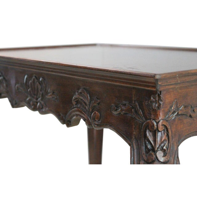 Louis XV Style Carved Side Table - Image 3 of 3