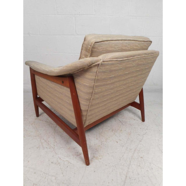 Midcentury Lounge Chair by Dux For Sale In New York - Image 6 of 13