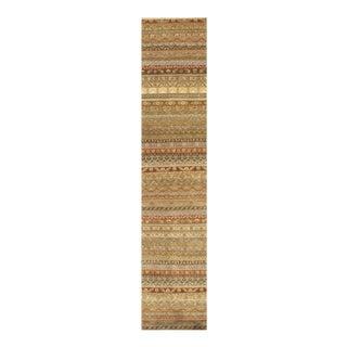 "Pasargad NY Modern Design Wool Rug - 2'6"" x 11'9"""
