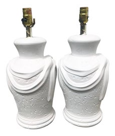 Image of Plaster Table Lamps