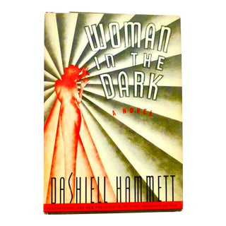 Woman in the Dark Book by Dashiell Hammett For Sale