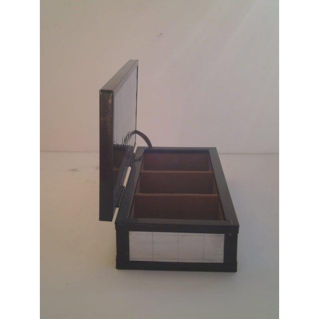 English Art Deco Trinket Box - Image 6 of 11