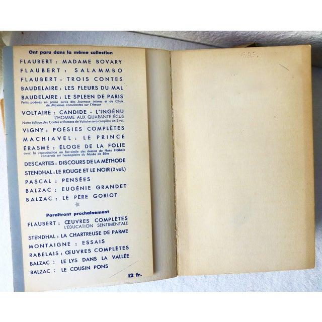 Vintage French Paperback Books - Set of 5 - Image 4 of 9