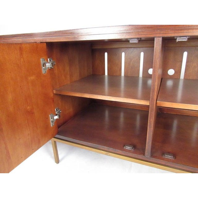 Mitchell Gold + Bob Williams Large Contemporary Modern Credenza For Sale - Image 4 of 13