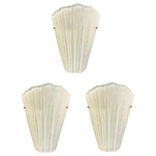 Three Spiaggia Sconces by Fabio Ltd For Sale