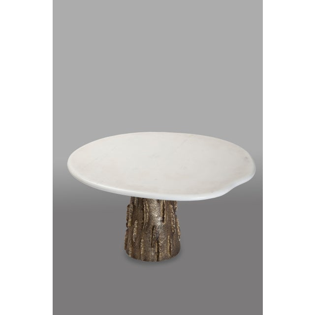 Contemporary Christine Rouviere Pygmé-Conical Side Table For Sale - Image 3 of 3