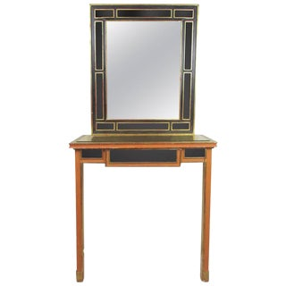 Pierrefeu Mirrored French Vanity For Sale