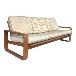 Danish Modern 3 Seats Sofa For Sale