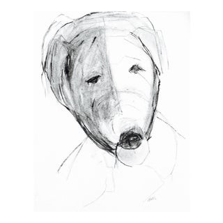 Contemporary Drawing, Happy Dog For Sale