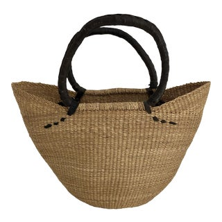 French Style Market Basket For Sale