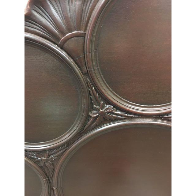 Kittinger Kittinger Tilt-Top Piecrust Table For Sale - Image 4 of 11