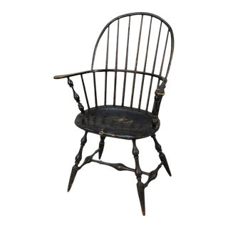 Rhode Island Sack-Back Windsor Armchair 1785–1795 For Sale
