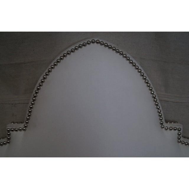 Avery Boardman Upholstered Queen Size Headboard - Image 5 of 10