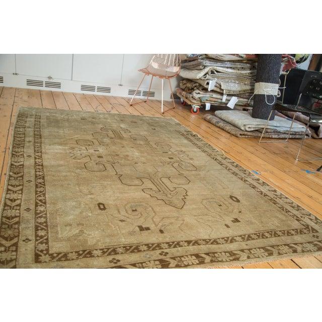 "Vintage Oushak Carpet - 5'8"" X 8'3"" - Image 2 of 10"