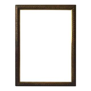 1950s Large Wood Frame For Sale