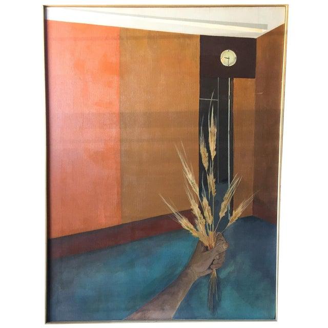 Orville Jones Mid-Century Oil Painting, 1961 - Image 1 of 10