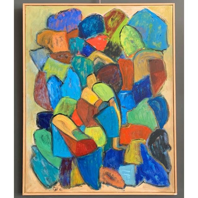 """Ravel"" O/C by Eva Breyer, Danish, 2001 For Sale - Image 9 of 9"