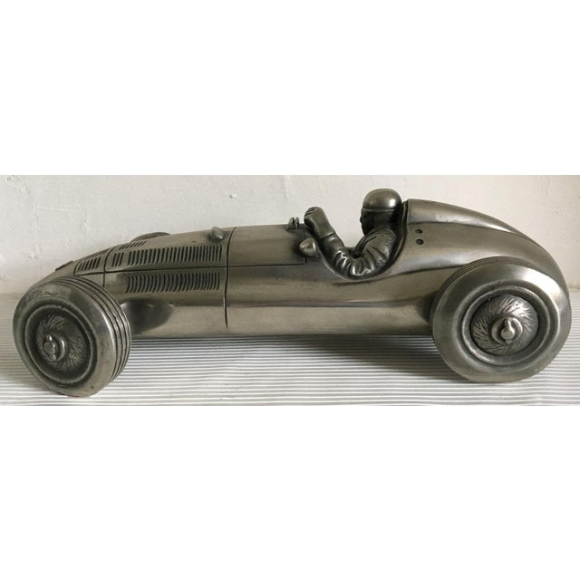 Mercedes benz tripoli miniature roadster racing car for Miniature mercedes benz models