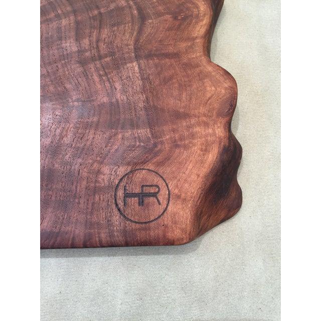 Live Edge Walnut Cutting Board - Image 4 of 5