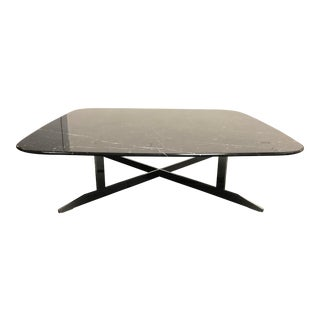 Design Within Reach Basso Marble Coffee Table For Sale