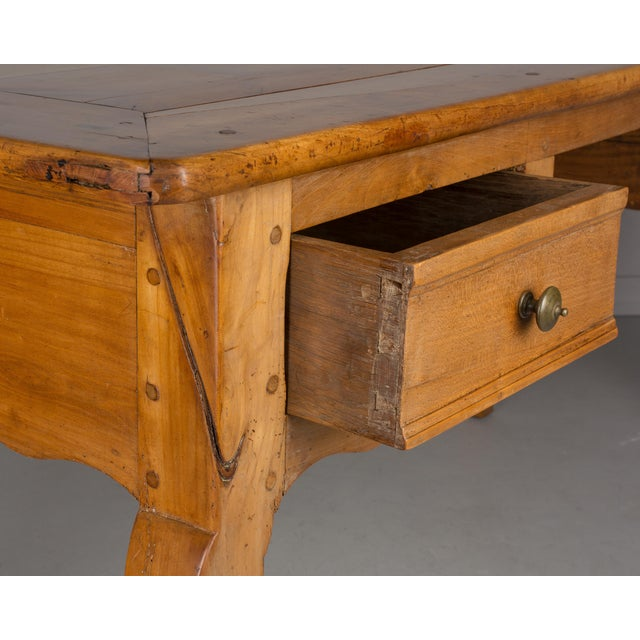 Early 19th Century Country French Desk For Sale - Image 9 of 11