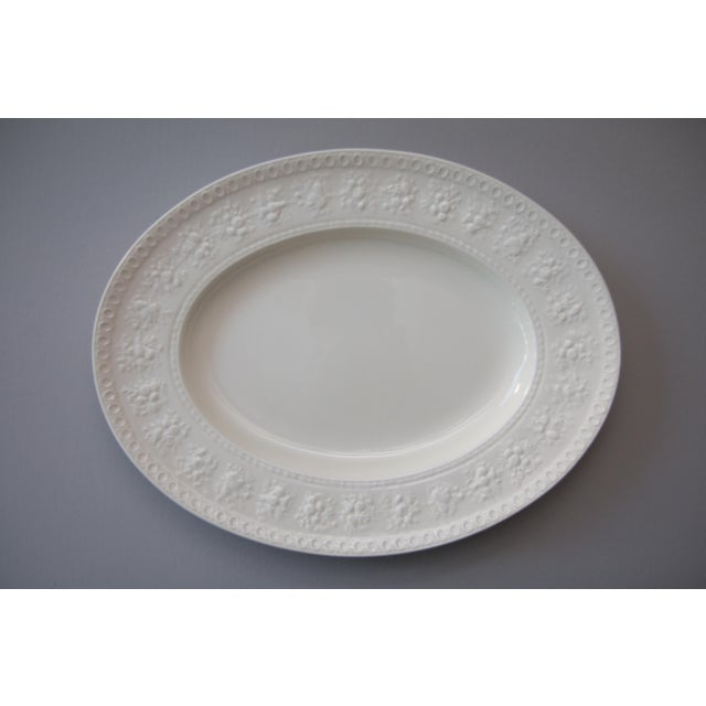 Ceramic C. 1940 Large English Wedgwood Oval Serving Platter For Sale - Image 7 of 7