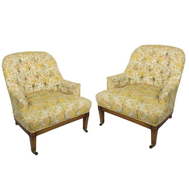 Pair of 1940s Tub Chairs - Image 11 of 11