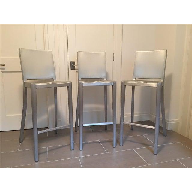 Philippe Starck Hudson Counter Stools - Set of 3 - Image 2 of 6